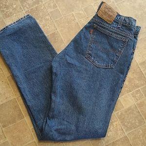 Levi jeans size W36 L34